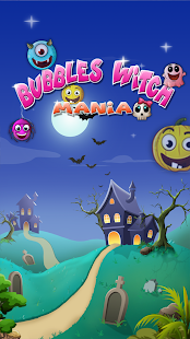 Bubbles Witch Mania - screenshot