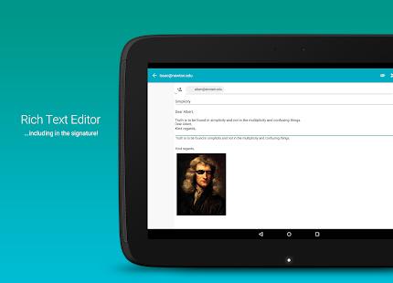 Aqua Mail Pro - email app v1.6.2.6-pre7.1 Apk
