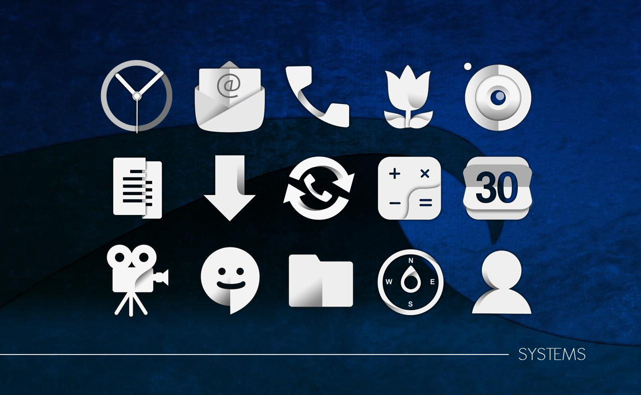 KasatMata UI Icon Pack Theme Screenshot 7