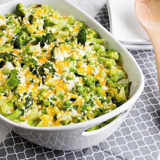 Cheddar Broccoli Potato Casserole Recipes