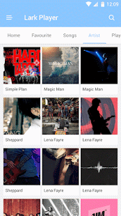 Lark Player - Top Music Player for Lollipop - Android 5.0