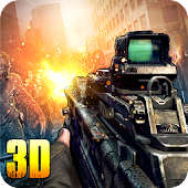 Game Zombie Frontier 3 -Shot Target APK for Kindle