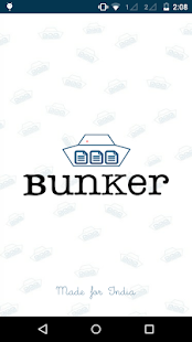 Bunker App - screenshot