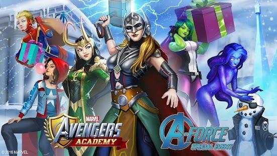 MARVEL Avengers Academy apk screenshot