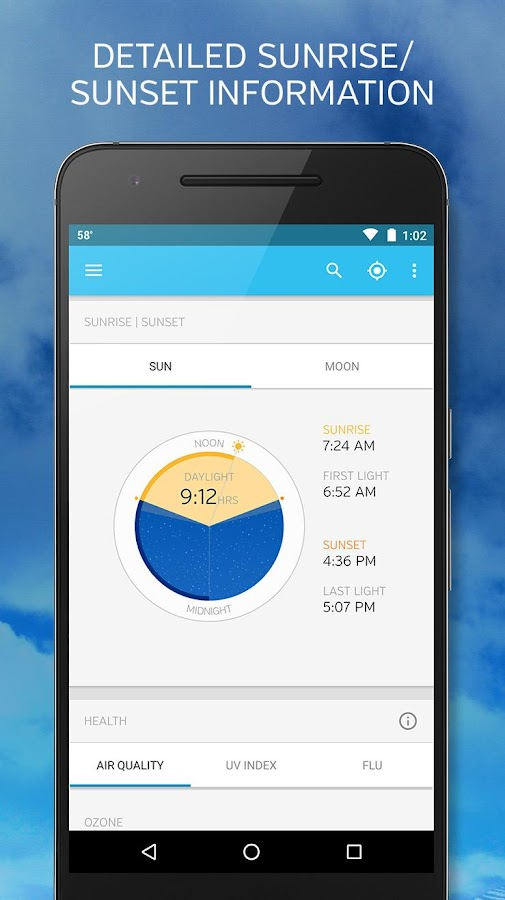 Weather Underground: Forecasts Screenshot 5