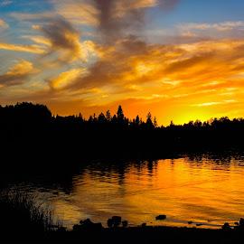 by Julie Weskamp - Landscapes Sunsets & Sunrises