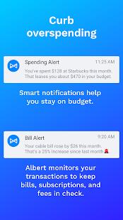 Albert: Spend Smarter