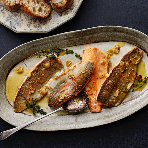 Fireplace Trout