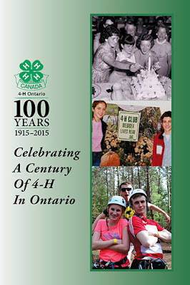 Celebrating a Century of 4-H in Ontario