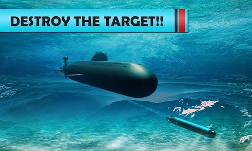 Navy War Russian Submarine 3D APK for Bluestacks