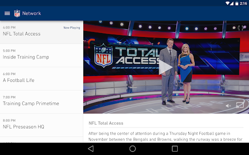 Free Download NFL Mobile APK for Samsung
