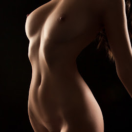 Shape and Form by Marie Otero - Nudes & Boudoir Artistic Nude ( nude, form, female )