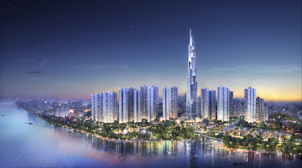 Image result for landmark 81 địa chỉ
