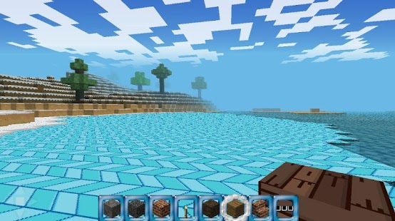 Ice Craft: Crafting and Survival Screenshot