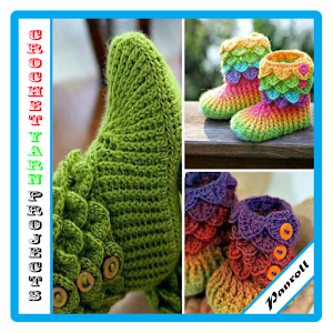 crochet yarn projects