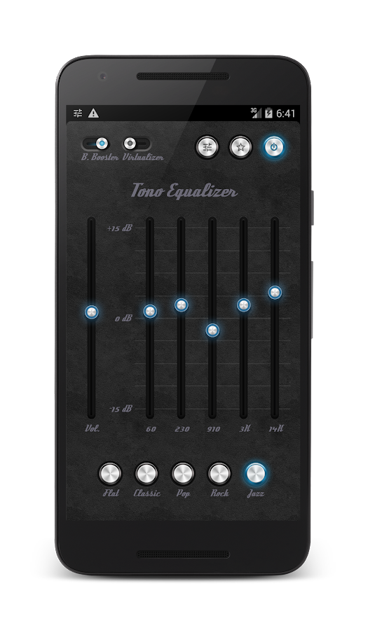 Tono Equalizer Ad-Free Screenshot