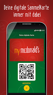 Free Download myMcDonald's - Bonusclub APK for Blackberry