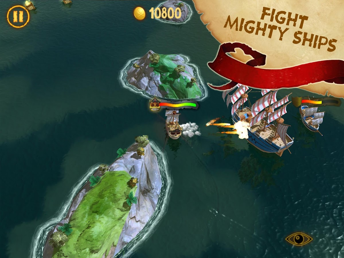 Captain Sabertooth Lama Rama Screenshot 12