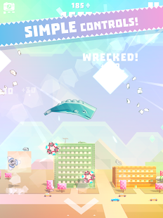 Ookujira - Giant Whale Rampage APK for Bluestacks