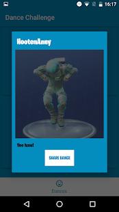 Dance Emotes Battle Challenge