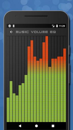 Music Volume EQ - Sound Bass Booster & Equalizer screenshot 7