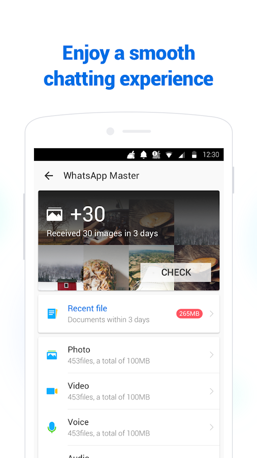 Clean Master Lite - For Low-End Android Phone Screenshot 5