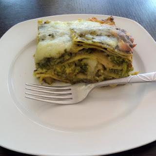 Green Lasagna Recipes