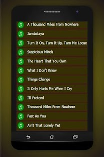 Song Lyrics Dwight Yoakam - screenshot