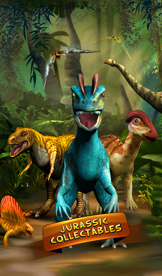 Jurassic Coin Dino Pusher Screenshot 2