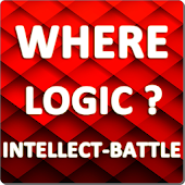 WHERE LOGIC? «INTELLECT-BATTLE» APK for Bluestacks