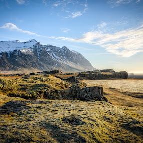Steinafjall by Ade Russell - Landscapes Travel ( suðursveit, iceland, hrollaugshólar, steinafjall )