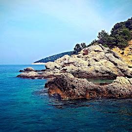 Cres beach by Žaklina Šupica - Novices Only Landscapes