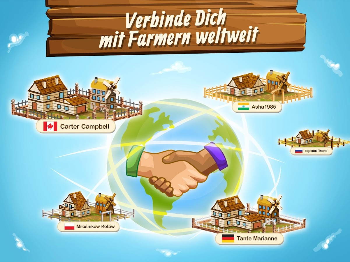 Big Farm: Mobile Ernte android spiele download