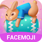 Bunny Easter Keyboard for Android with Emojis ?