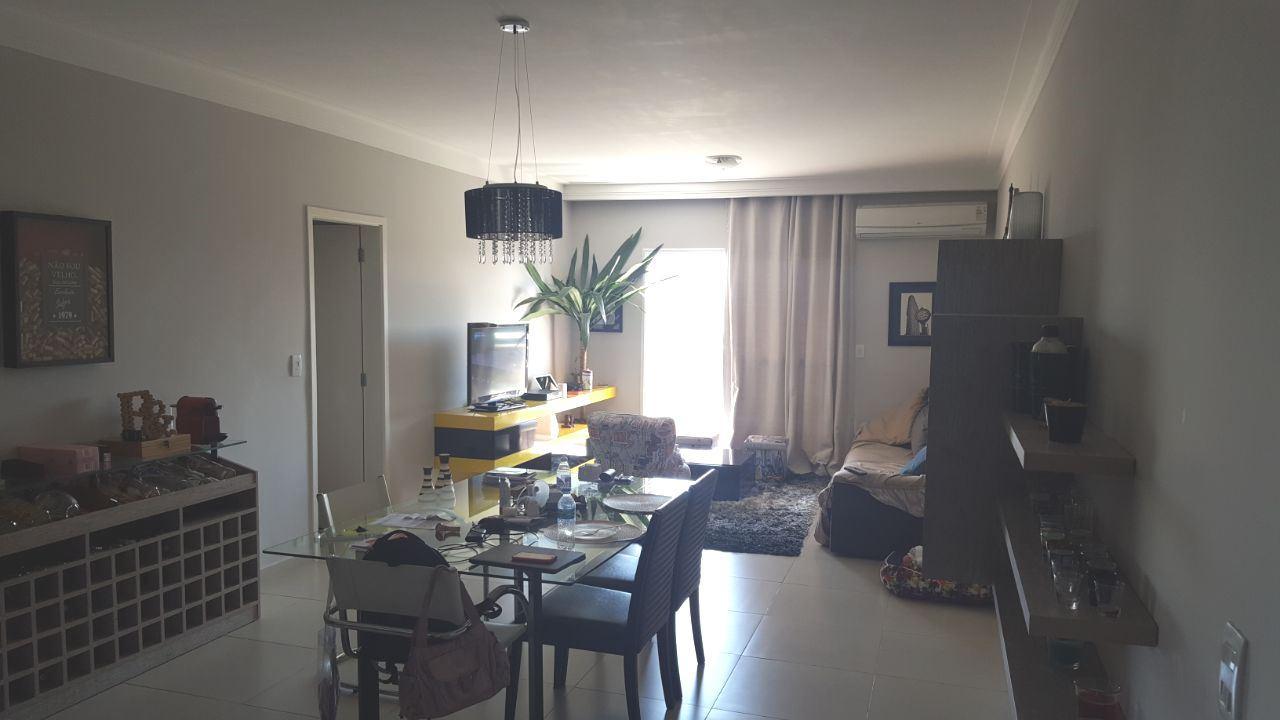 Apartamento com 3 dormitórios à venda, 106 m² por R$ 690.000 - Residencial Bellagio - Itatiba/SP