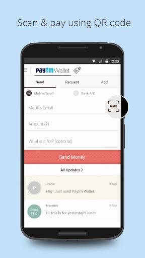 Wallet: Send & Get Money screenshot 1
