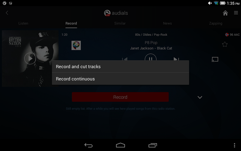 Audials Radio Pro Screenshot 12
