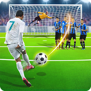 Shoot 2 Goal ⚽️ Soccer Game Online 2018 Icon