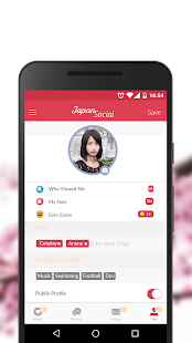 Japan Social - Dating & Chat - screenshot