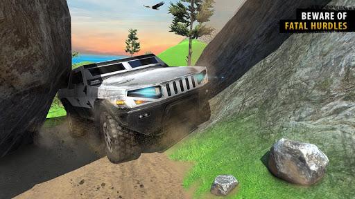 Offroad Jeep Driving Simulator - Jeep Simulator screenshot 11