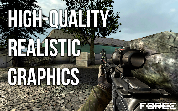 Bullet Force APK screenshot thumbnail 8