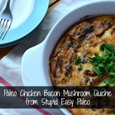 10 Best Chicken Bacon Quiche Recipes | Yummly
