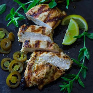Garlic Lemon Chicken Marinade