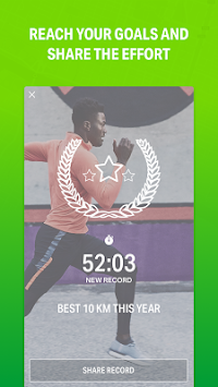 Endomondo - Running & Walking APK screenshot thumbnail 5