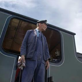 by Marcia Gain - Transportation Trains