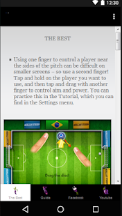 Guide for Soccer Stars - screenshot