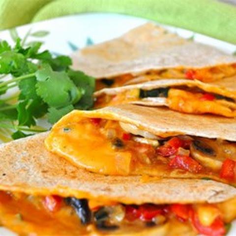 Farmers' Market Quesadillas Recept | Yummly