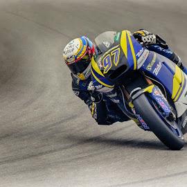 Moto2 by Jiri Cetkovsky - Sports & Fitness Motorsports ( brno, moto2, mororcycle, grand prix, vierge, race )