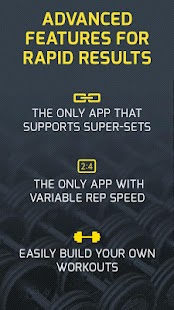 Gym Workout Tracker & Trainer APK for Bluestacks