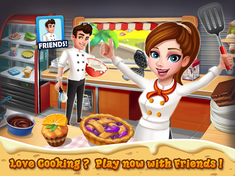 Rising Super Chef 2 : Cooking Game Screenshot 9